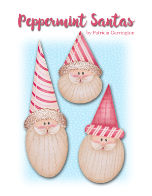 Peppermint Santas Slide