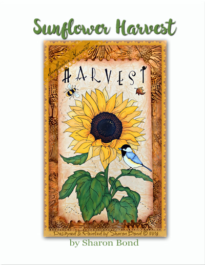 Sunflower Harvest Slide