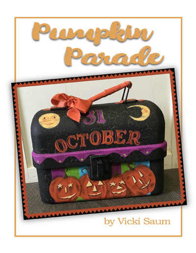 Pumpkin Parade Slide