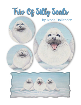 Silly Seals Slide