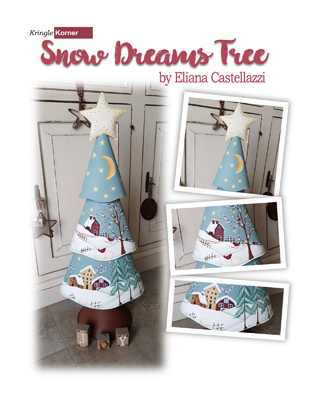 Snow Dreams Tree Slide