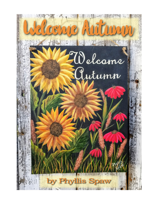Welcome Autumn Slide 2