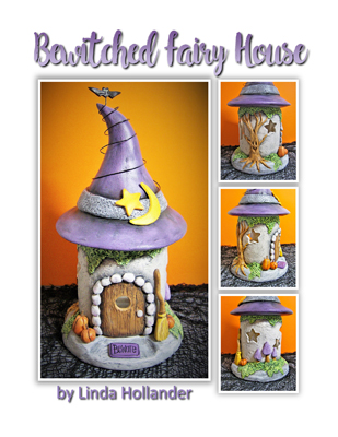 Bewitched Fairy House Slide