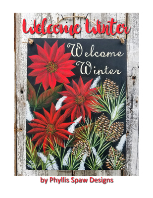 Welcome Winter Slide