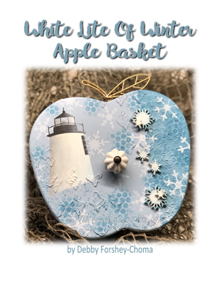 Winter Apple Basket Slide